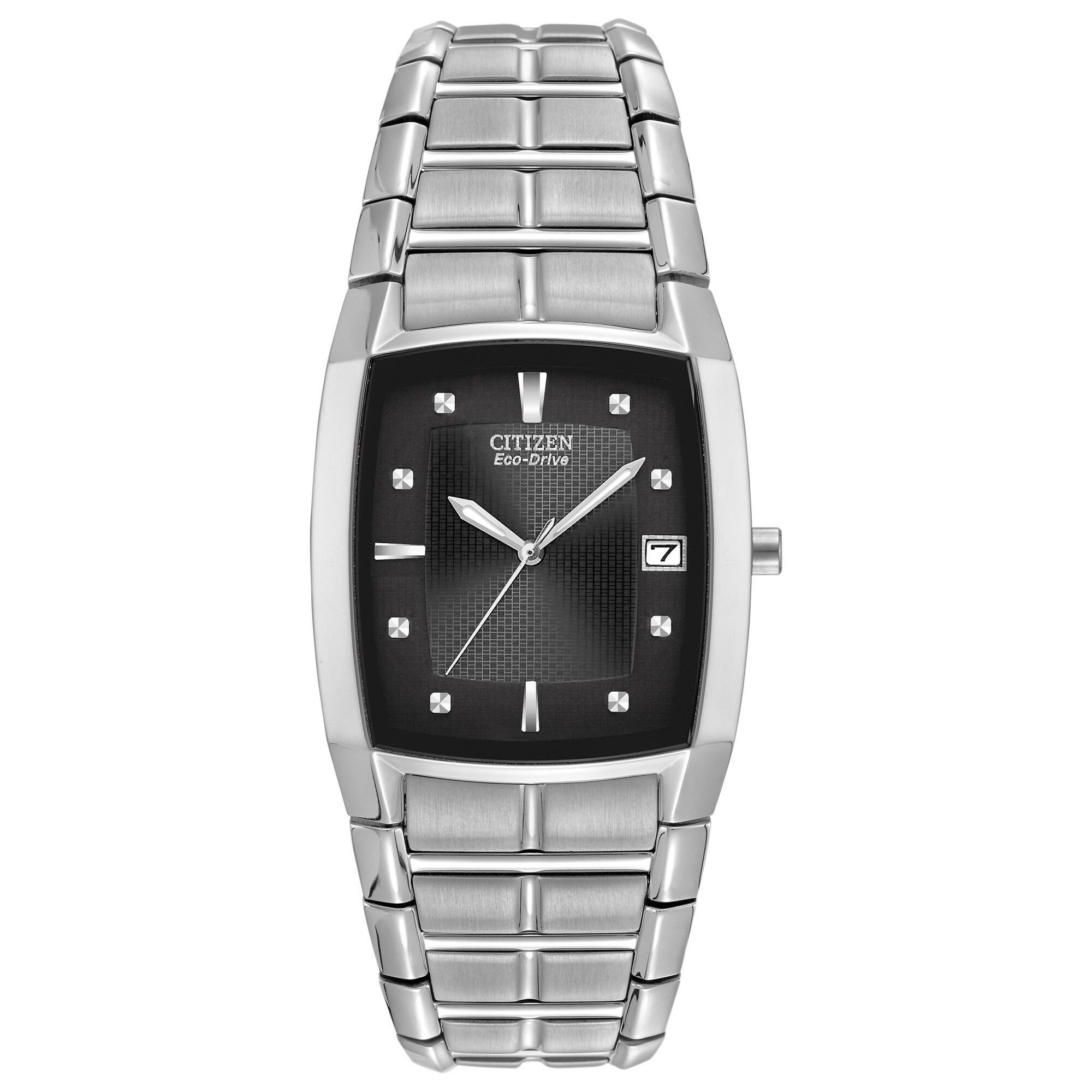 Citizen Men's BM6550-58E Eco-Drive Bracelets Watch (Disco...