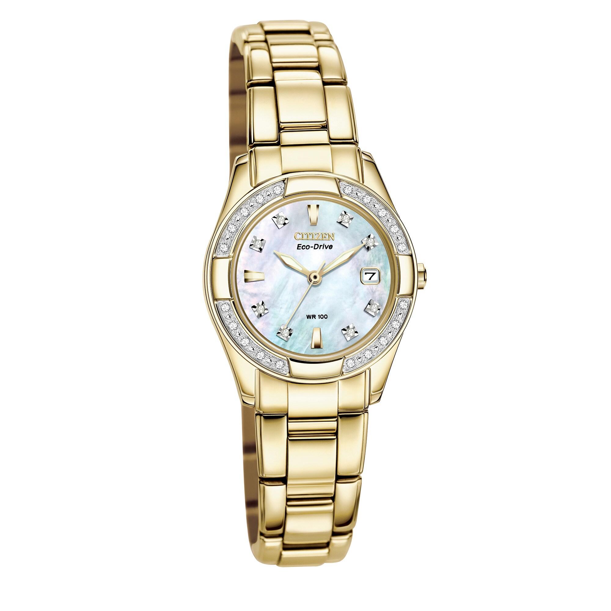 Citizen Women's EW1822-52D Eco-Drive Regent Watch (Regent...