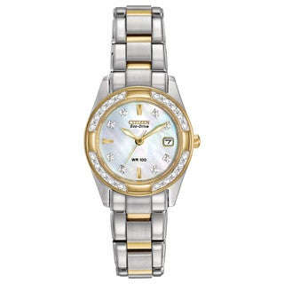 Citizen Women's EW1824-57D Eco-Drive Regent Watch