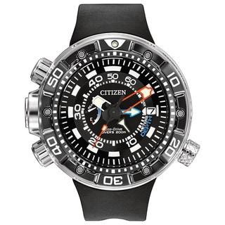 Citizen Eco-Drive Men's Promaster Aqualand Depth Meter Watch