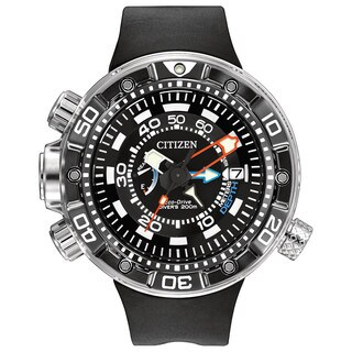 Citizen Eco-Drive Men's Promaster Aqualand Depth Meter Watch