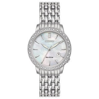 Citizen Women's EW2280-58D Eco-Drive Diamond Watch