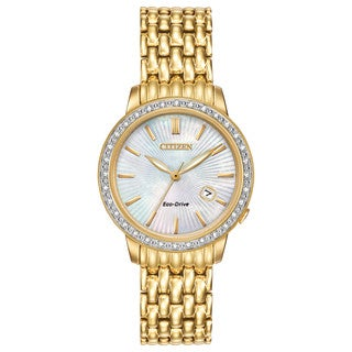 Citizen Women's EW2282-52D Eco-Drive Diamond Watch