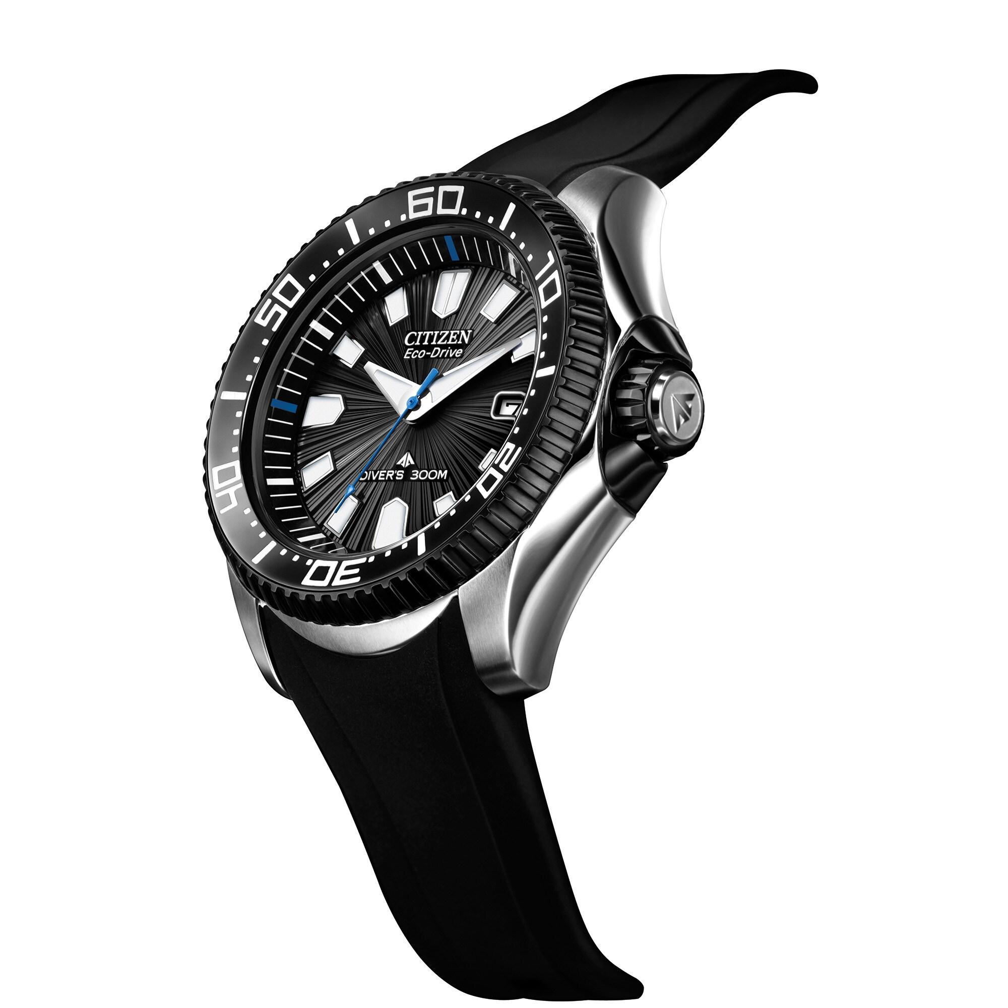Citizen Men's BN0085-01E Eco-Drive Promaster Diver Watch ...