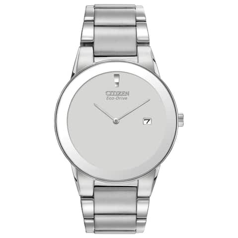 Citizen Men's AU1060-51E 'Axiom' Stainless Steel Watch