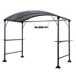 Abba Patio Outdoor BBQ Gazebo Cover