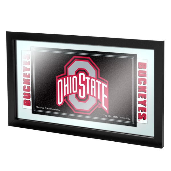 The Ohio State University Framed Mirror
