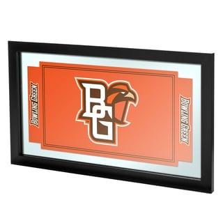 Bowling Green State University Framed Logo Mirror