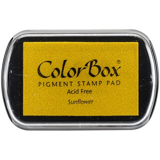ColorBox Pigment Ink PadSunflower