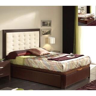 Luca Home Twin Platform Storage Bed