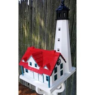 Portland Head Lighthouse Birdhouse