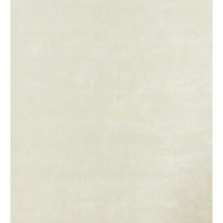 LYKE Home Handmade Silver Area Rug (5' x 7') - 5'3 x 7'