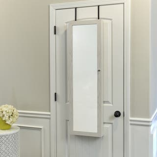 InnerSpace Over-the-Door/Wall-Hang Mirrored Jewelry Armoire https://ak1.ostkcdn.com/images/products/10650101/P17717047.jpg?impolicy=medium