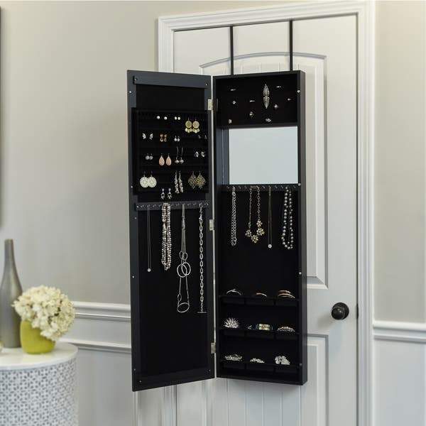 Firstime Co Designer Jewelry Armoire With