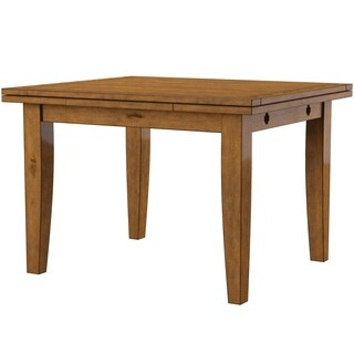 Treasures Rustic Oak 38x68 Dinette Table