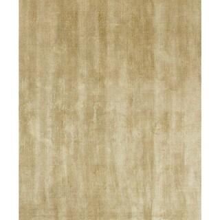 LYKE Home Handmade Sand Area Rug (5' x 7')