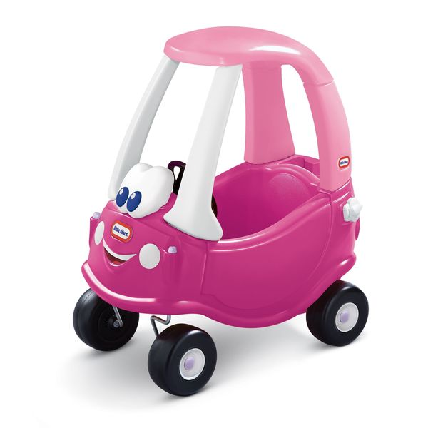 Little Tikes Magenta Princess Cozy Coupe