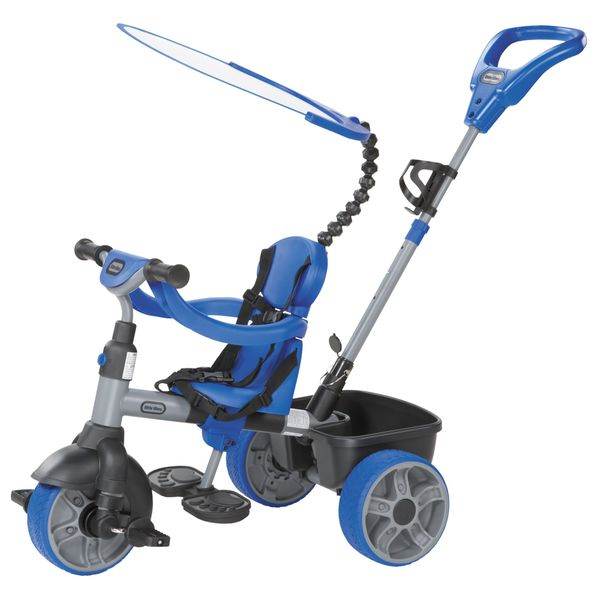 Little Tikes Blue 4-in-1 Basic Edition