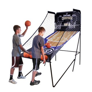 Spalding Courtside Electronic Basketball Game