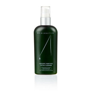 Dr. Alkaitis Organic Purifying 4-ounce Facial Cleanser