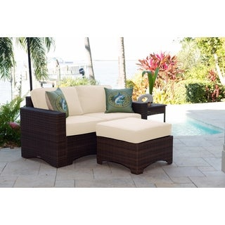 Panama Jack 4-piece Loveseat Set