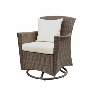 Panama Jack Key Biscayne Swivel Lounge Chair