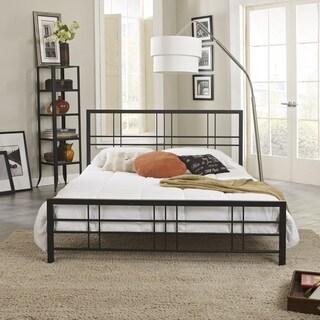 Sleep Sync Edmonds Black Platform Bed