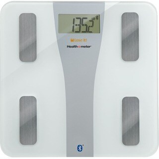 Health o Meter Lose It! Wireless Body Fat Scale with Bluetooth