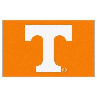 Fanmats Machine-Made University of Tennessee Orange Nylon Ulti-Mat (5' x 8')