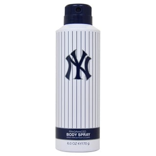 New York Yankees Men's 6-ounce Body Spray