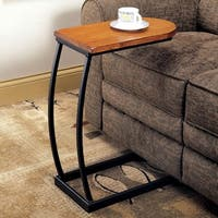 Unfinished solid parawood sofa server table free for Sofa table under 200