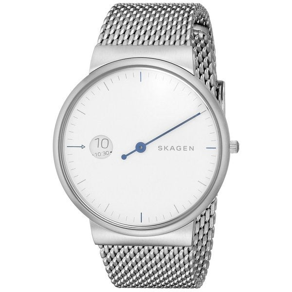 Skagen Men's 'Ancher Mono' Stainless Steel Watch