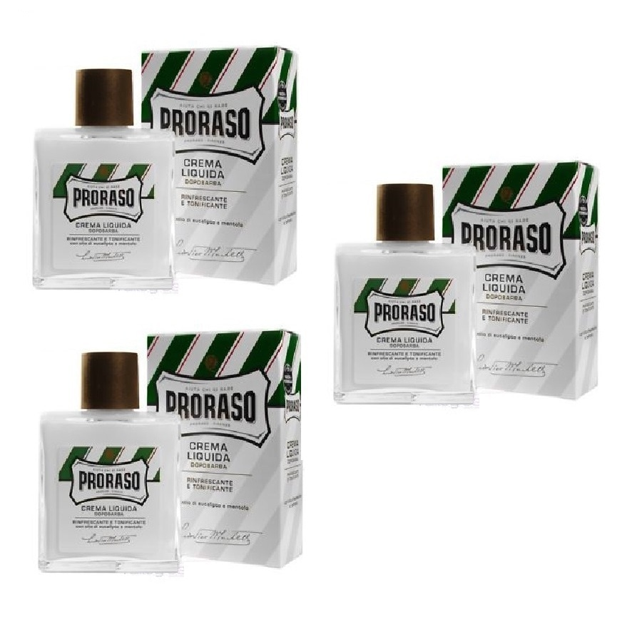 Proraso Refreshing and Invigorating 3.4-ounce Aftershave ...