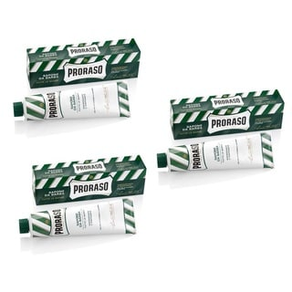 Proraso 150ml Menthol and Eucaplytus Shaving Cream