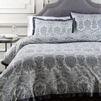 Tanner Floral Cotton Duvet Set