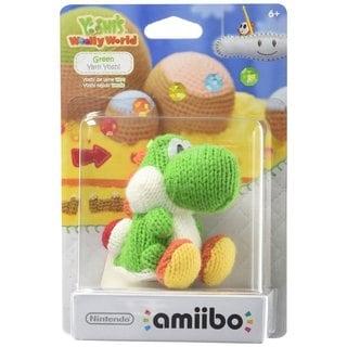 Nintendo Green Yarn Yoshi amiibo