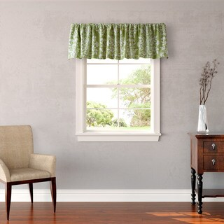 Laura Ashley Rowland Sage Window Valance