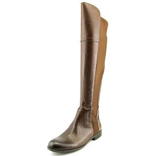 Franco Sarto Women's 'Motor' Leather Boots