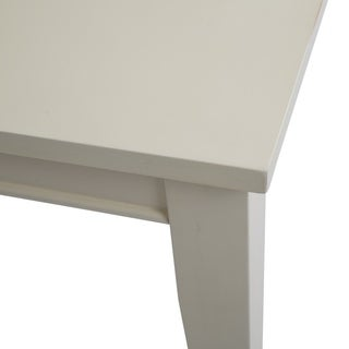 Summerhill Rubbed Linen White Dinette Table