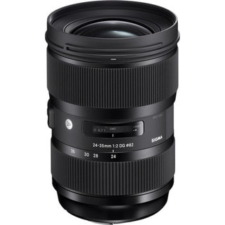 Sigma 24-35mm f/2 DG for Canon