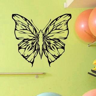 Butterfly Vinyl Wall Art Decal Sticker