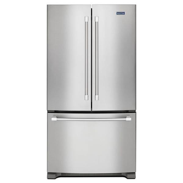 Maytag 36 Inch Counter Depth French Door Refrigerator 20