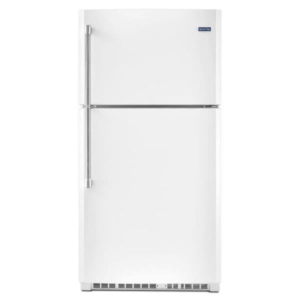 Maytag 21 2 Cu Ft Top Freezer Refrigerator Free