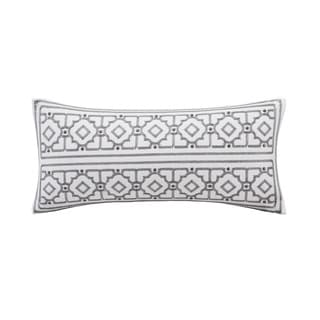 Echo Design Dot Kat Oblong Cotton Throw Pillow