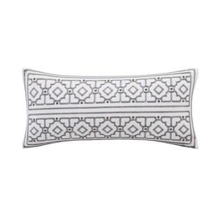 Echo Design Dot Kat Oblong Cotton Throw Pillow