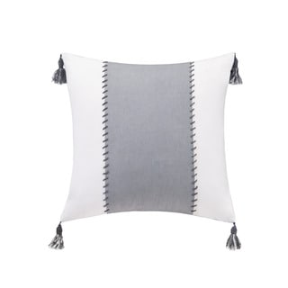 Echo Design Dot Kat Square Cotton 16-inch Throw Pillow