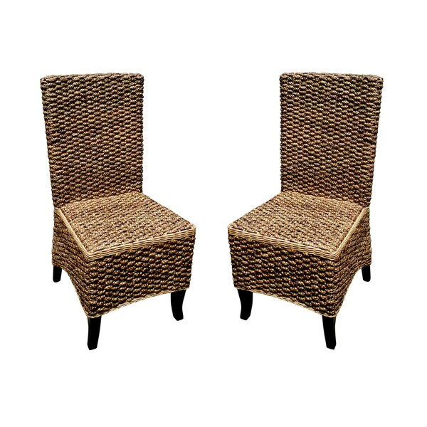 Shop Handmade D-Art Seagrass Dining Chair (Indonesia