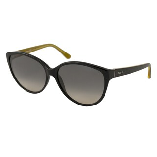 Tod's TO0116S Women's Cat-Eye Sunglasses