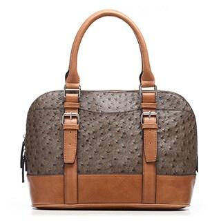 Emilie M 'Linda Dome' Satchel Handbag