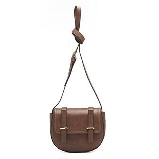 Emilie M 'Caroline Foldover' Crossbody Handbag